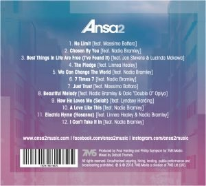 CD rear cover